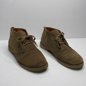 Lucky Brand Emillia chukka desert boot 10